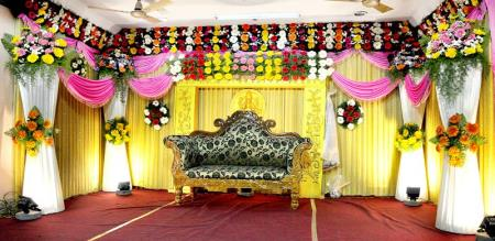 A MARRIAGE FUNCTION FRIENDS GIFTED NEW MARRIED PERSONS WILL SHOCKED