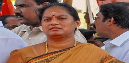 madurai high court give judgement for sasikala pushpa marriage