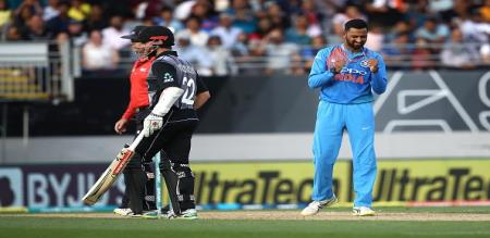 india vs new zealand second T20