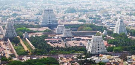 Thiruvannamalai Temple Murugar Statue Missing