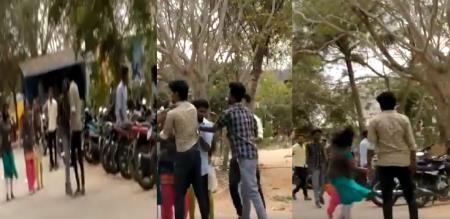 lovers fight in kovai