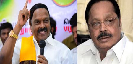 AC sanmugam says about duraimurugan