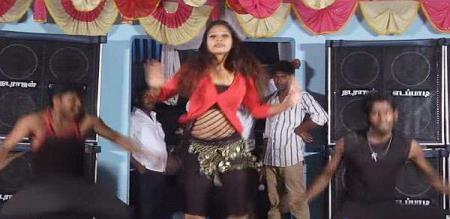 BAN VILLAGE DANCE SHOW