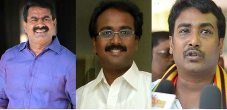 seeman brother in law in mp election candidate