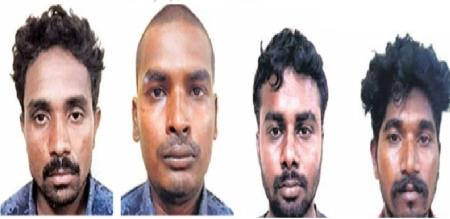 in selam video capturing and sexual harassment gang arrested by police