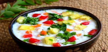 TODAY SPECIAL TAYIR SEMIYA OR CURD SEMIYA