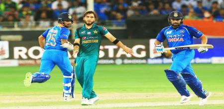 ASIA CUP IND VS PAK MATCH second half