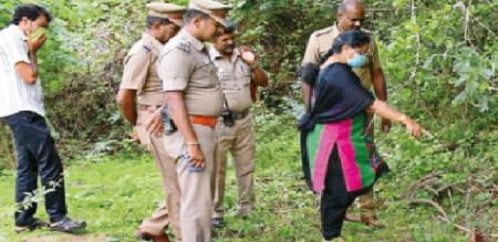 Information on the case of the Chennai physiotherapist murder case