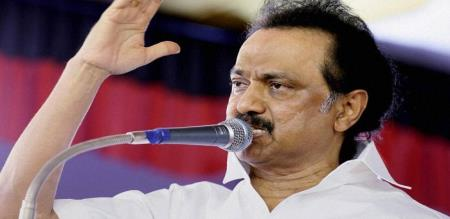 M K Stalin anounced protest against bus fare hike