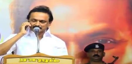 dmk kirama sapa meeting speech in viruthunagar district