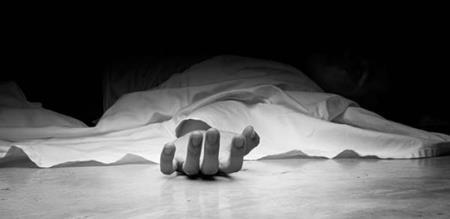 a man suicide in family problem