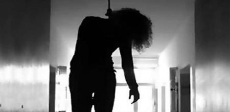 husband suicide for his wife dead
