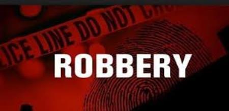 robbers robbery in Thiruvarur