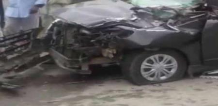 perambalur  car accident death for 9 members