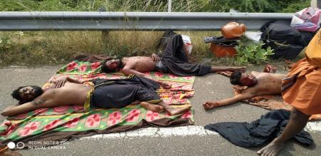 Pudukottai Near Accident