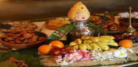 tamil new year festival
