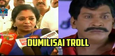 dr tamilisai question to netisons