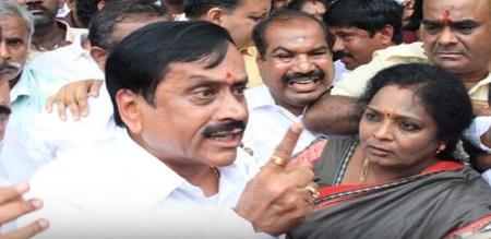 State party president Tamilisai Soundararajan accused actor Vijay
