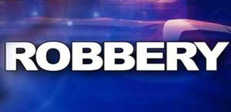 A ROBBERY IS ON A DAY CONDITION.,