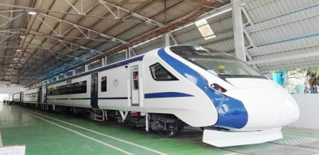 train make in india without engine