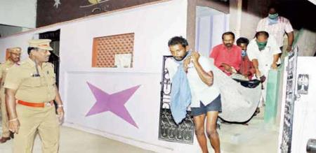in trichy a family members attempt suicide Debt troublesome