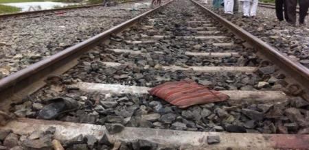 pregnant lady dead with 2 year son in train track