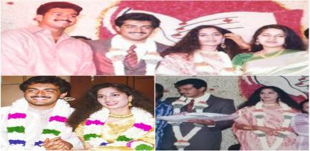 Rare pictures of thala ajithkumar marrige