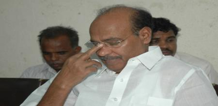 Ramadoss in critical situation about coalition