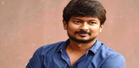 udhayanidhi could not memorize changing paper about election Campaign
