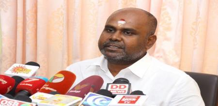 Minister Udhamumar