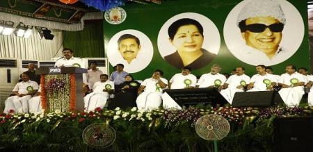 Admk and mdmk tough competition in this volume