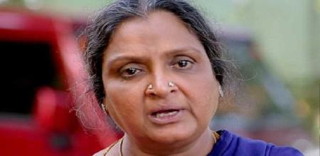 theft in actress vadivukarsi home