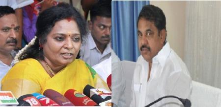 tamilisai open talk about tn govt