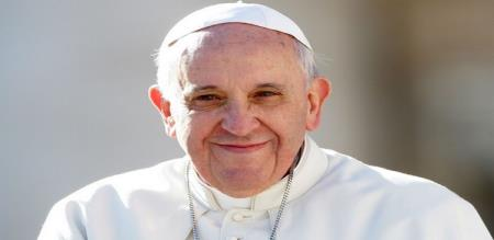 pope Francis request to world people