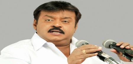 Vijayakanth announced virudhunagar candidate