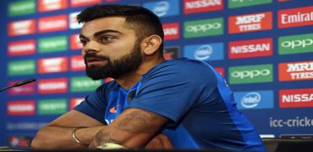 virat kohli upset for team selection reason of rahul pandya issue