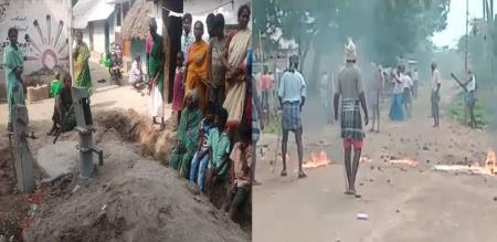 caste problem in seeyamangalam