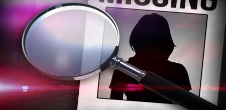 A women missing in chennai