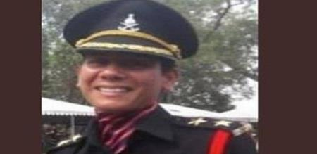 A wife got a Job in military who dead for army