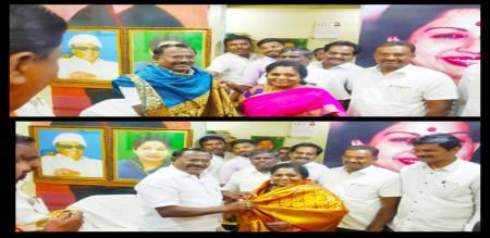Tamilisai got supports in thuthukudi batch