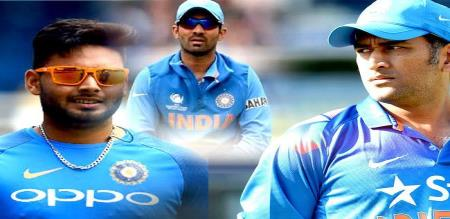 today announce Indian squad of Australia tour of India