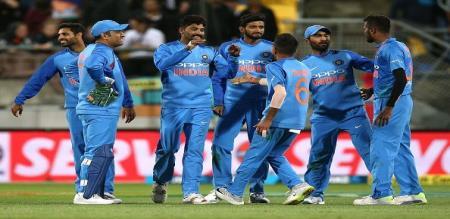 IND VS NZ SCORE BOARD
