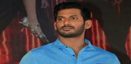 vishal teased news j channel in twitter