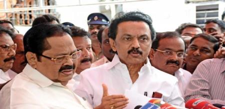 18 ASSEMBLY BY ELECTION DMK CANDIDATE