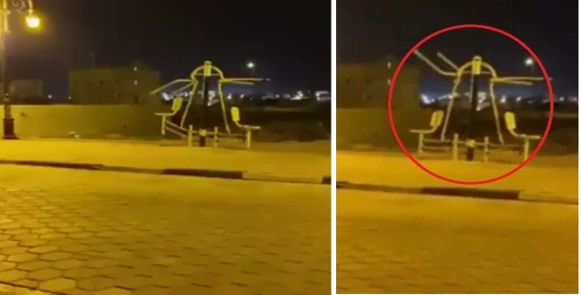 ghost exercise video treding
