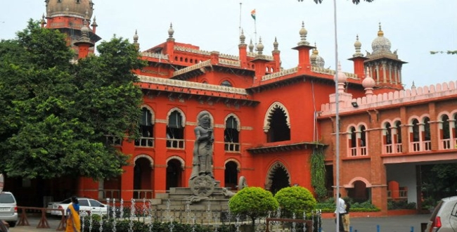 madras high court judgement