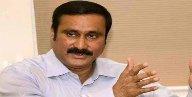 Anbumani Ramadoss Appeal about OBC Medical quota