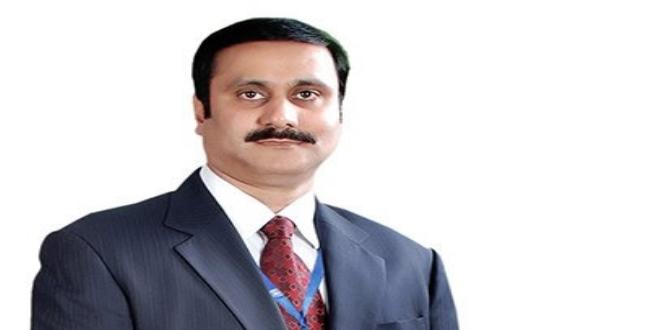 PMK MP anbumani spoke in rajyasabha about all rivers nationalized