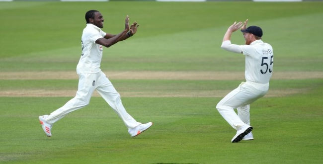 England West indies First test