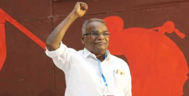 Tamilnadu CPIM K Balakrishnan Request govt about scientific information act
